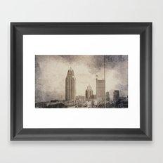 Mobile, Alabama Framed Art Print