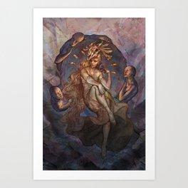 Mother Art Print