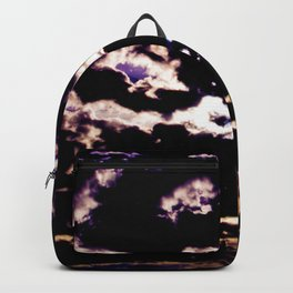 Surreal Clouds Backpack