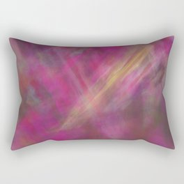 Original Abstract Duvet Covers by Mackin signed Rectangular Pillow