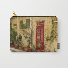 Red Door Carry-All Pouch
