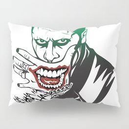 Joker_Jared Leto_Suicide Squad Pillow Sham