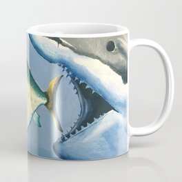 Fish Bait Coffee Mug
