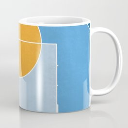 Shoot Hoops  Coffee Mug