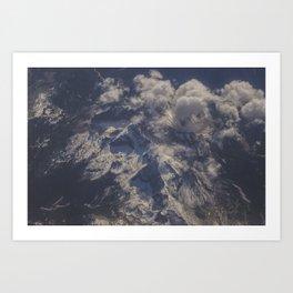 Up view Art Print