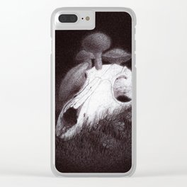 XIII. Death Clear iPhone Case