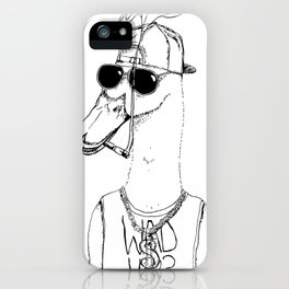 Brother Duck  iPhone Case