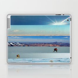 Collage - Into the Blue Laptop & iPad Skin