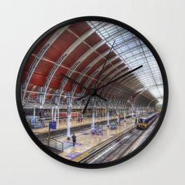 Paddington Station London Wall Clock