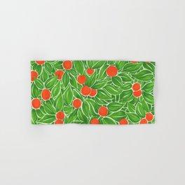 Citrus pattern Hand & Bath Towel
