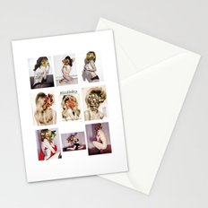 9 COLLAGE SERIES Stationery Cards