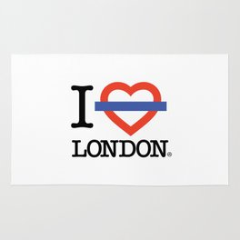 I love London Rug