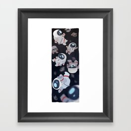 Not Everyone Grows Up To Be An Astronaut Framed Art Print