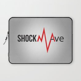 Shockwave Logo Laptop Sleeve