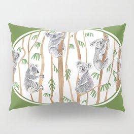 Koala Forest Pillow Sham