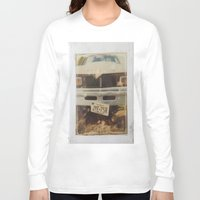 ford Long Sleeve T-shirts featuring Ford by Michael Shepherd