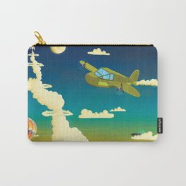 Curious Sky Carry-All Pouch