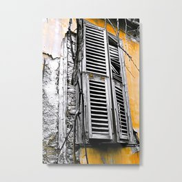 ONCE UPON A TIME no3 Metal Print