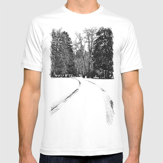 Winter path T-shirt