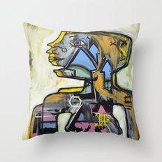 Bee Princess Throw Pillow