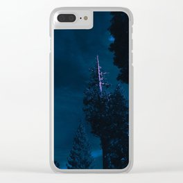 0333 Clear iPhone Case