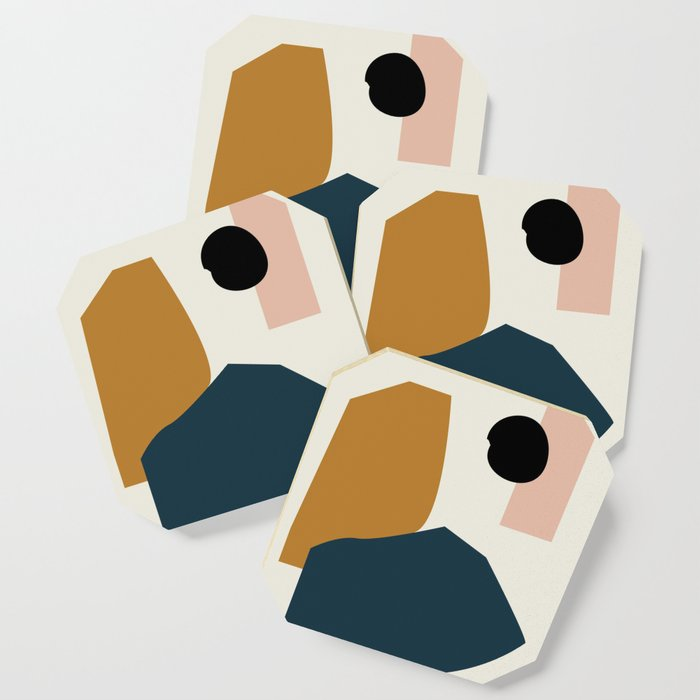 Shape study #1 - Lola Collection Coaster
