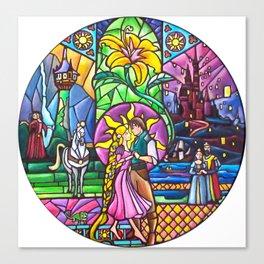 Kingdom Dance Canvas Print
