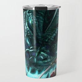 Monster Hunter Files Travel Mug