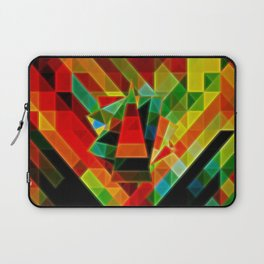 Tramonto In Primavera Laptop Sleeve