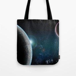 Planet X2 Tote Bag