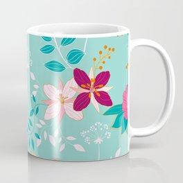 Flowers of fantasy Coffee Mug