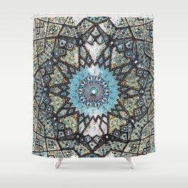 Mandala 3 Shower Curtain
