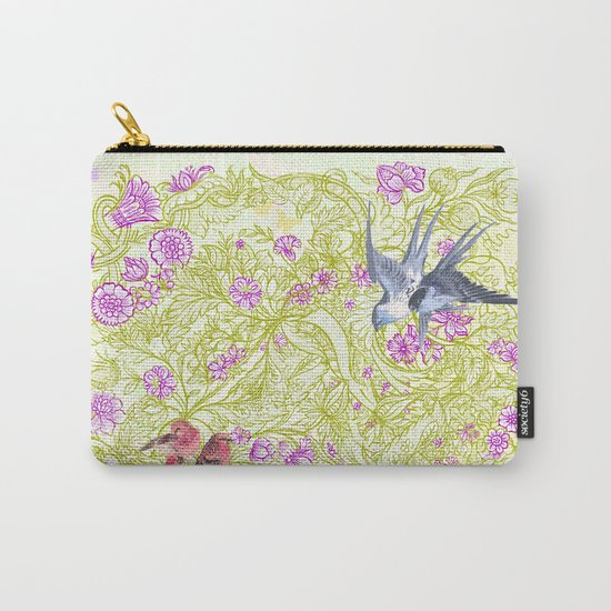 Viva Sweet Love Carry-All Pouch