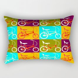 English Chopper Rectangular Pillow