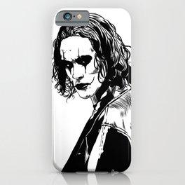 The Crow (Brandon Lee) iPhone Case