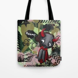 It All Goes Boom Tote Bag