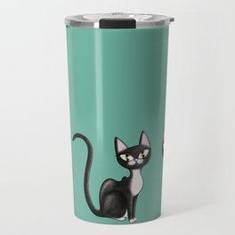 tux coot Travel Mug