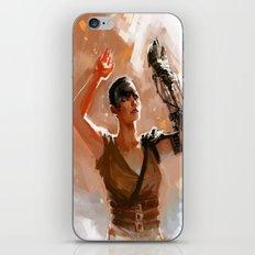 furiosa iPhone & iPod Skin