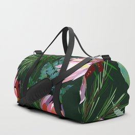king protea flower Duffle Bag
