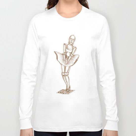 C3PO Monroe Long Sleeve T-shirt
