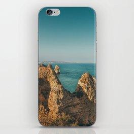 Ponta da Piedade, Algarve, Portugal III iPhone Skin