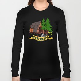 Cabin Life Long Sleeve T-shirt