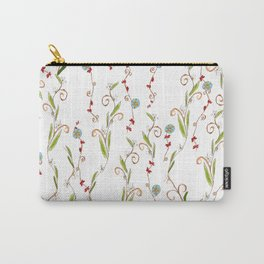 Flower vines Carry-All Pouch