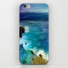 Vue mer iPhone & iPod Skin