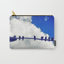 Pigeon Jury Carry-All Pouch