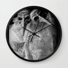 'Goblins', (c)Joel Stephen Birnie 2013 Wall Clock