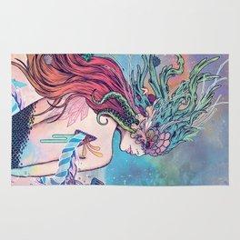 The Last Mermaid Rug