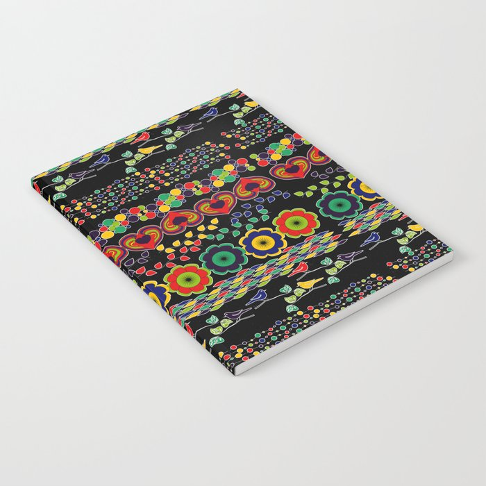 Nature in Patterns Notebook