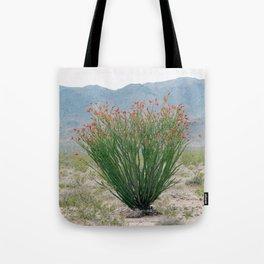 Ocotillo Plant (Anza Borrego Desert, California) Tote Bag