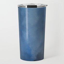 Cabin In Blues Travel Mug